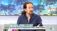 """Iglesias tacha de """"paso atrás"""" la última oferta de 370 propuestas de Pedro Sánchez"""