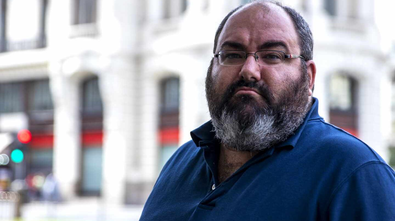 Yehuda Shaul, cofundador de Breaking The Silence, en Madrid