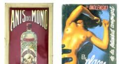 Seduce que algo queda: Carteles publicitarios del siglo XX