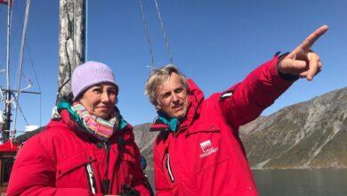 Ana Botín, invitada en 'Planeta Calleja', navega hasta Groenlandia