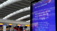 British Airways cancela 1.700 vuelos por la huelga de pilotos y deja miles de afectados