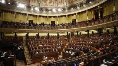 Los parlamentarios más y menos activos de una legislatura efímera