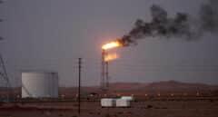 El petróleo se dispara un 10% tras el ataque con drones a la producción de Arabia Saudí