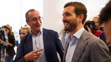 El PP vasco recibe a Pablo Casado en plena bronca contra Álvarez de Toledo