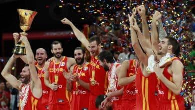 Este es el itinerario de las celebraciones del Mundial de baloncesto en Madrid