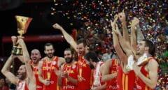 España vuelve a bañarse en oro