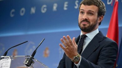 Casado afirma que los 'número dos' de PP y Cs abordarán la vía de España Suma estos días