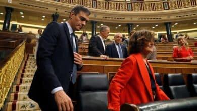 """Rufián, a Sánchez: """"La gente está hasta los bemoles de todos nosotros"""""""