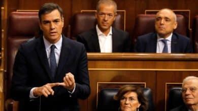 Sánchez contra todos: acusa a Casado, Rivera e Iglesias de irresponsables y dogmáticos