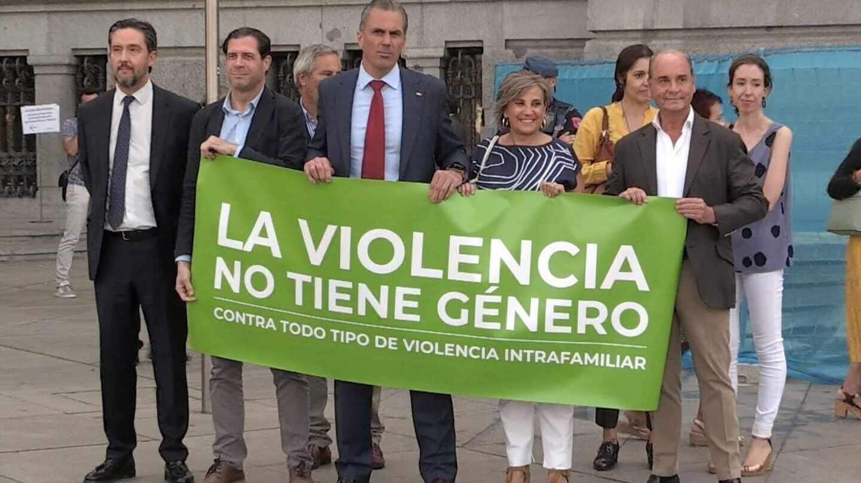 """Resultado de imagen de VOX VIOLENCIA DE GÉNERO"""""""