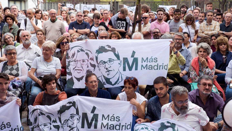 Más Madrid y Equo se reúnen de urgencia para buscar alianzas de cara al 10-N
