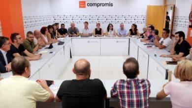 La militancia de Compromís ratifica con un 70% ir con Íñigo Errejón a las generales