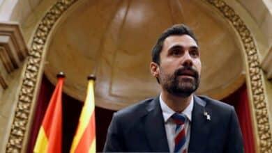 """El presidente del Parlament cree que hay que """"dudar"""" de la Audiencia Nacional"""