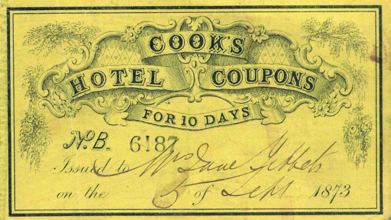 Thomas Cook, el imperio que nació en un viaje organizado de alcohólicos