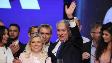 Netanyahu, sin mayoría en Israel: gobierno de unidad o nuevas elecciones