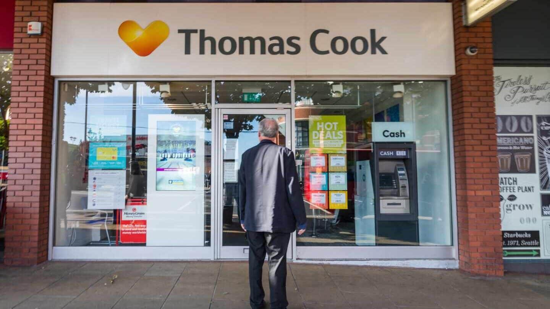 La quiebra de Thomas Cook deja un agujero de más de 200 millones a hoteles españoles