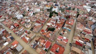 El Gobierno aprueba de urgencia 774 millones para paliar el daño de las inundaciones