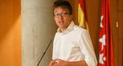 Errejón deja la portavocía de Más Madrid en la Asamblea tras menos de cuatro meses