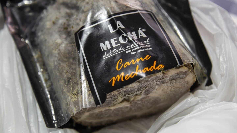 La Guardia Civil detiene al dueño de Magrudis, la empresa de la carne 'La Mechá'