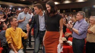Errejón trata de seducir a los votantes del PSOE