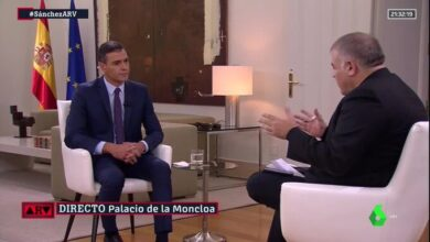 """""""Ni yo ni el 95% de los españoles  dormiría tranquilo con Podemos en el Gobierno"""""""