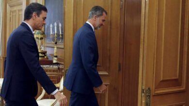El Rey descarta la investidura de Sánchez y España se ve abocada a elecciones el 10-N