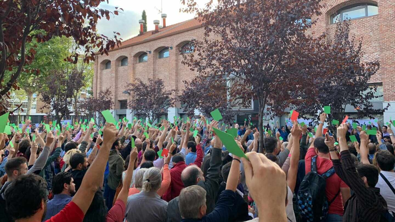 Las bases dan el visto bueno a Errejón: Más Madrid se presentará el 10-N