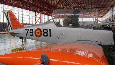 Dos muertos al estrellarse una aeronave del Ejército del Aire en el Mar Menor