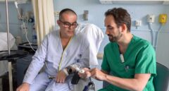 Un hombre con la aorta rota se salva gracias a una arteria impresa en 3D