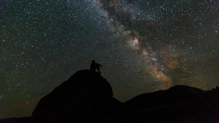 Llena de estrellas
