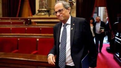 El CIS de Torra vuelve a desmontar el mito del 80% favorable a un referéndum en Cataluña