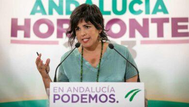 Condenan por abuso sexual al empresario que fingió un beso con Teresa Rodríguez