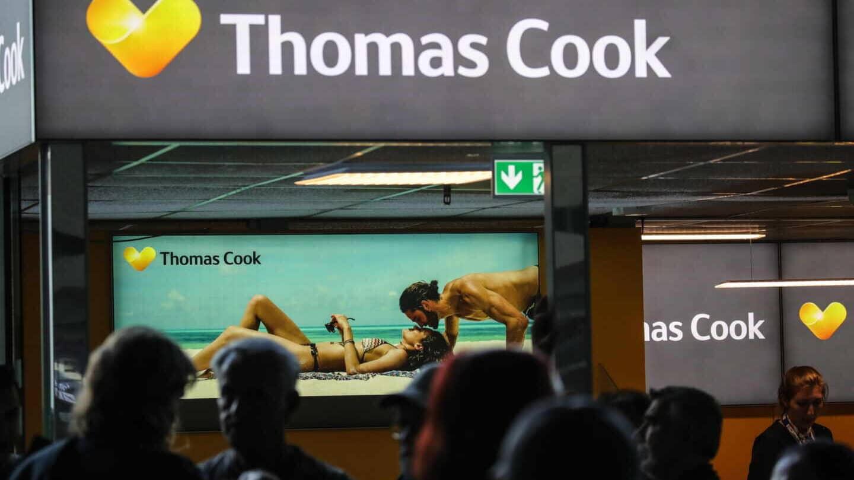 La quiebra de Thomas Cook golpea a España y deja en el aire 7 millones de viajes al año