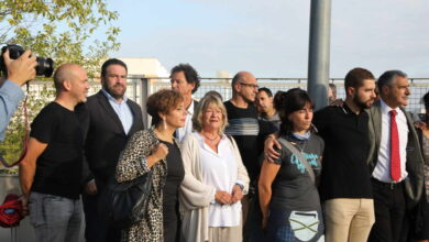 Fiscalía llega a un acuerdo con los 47 acusados del 'frente de cárceles' de ETA