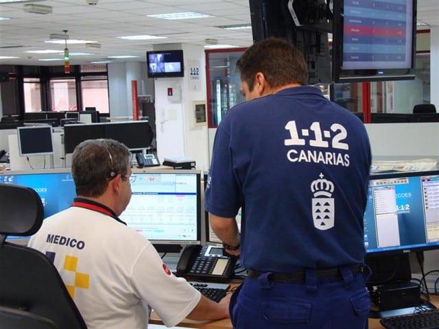 Centro Coordinador de Emergencias y Seguridad (Cecoes) 112.