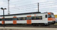 Un tren de Rodalies (arxiu).
