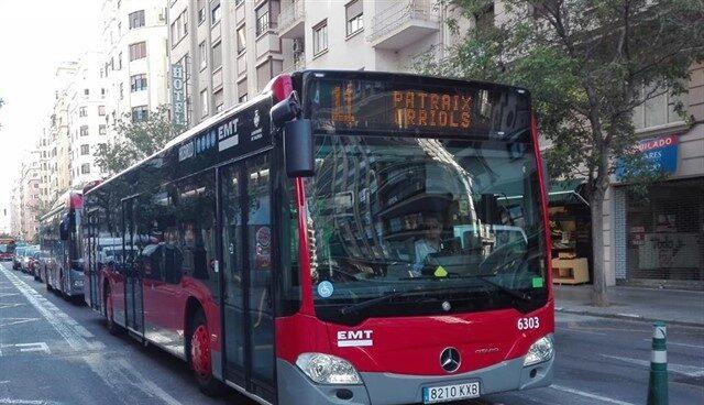Autobús EMT Valencia