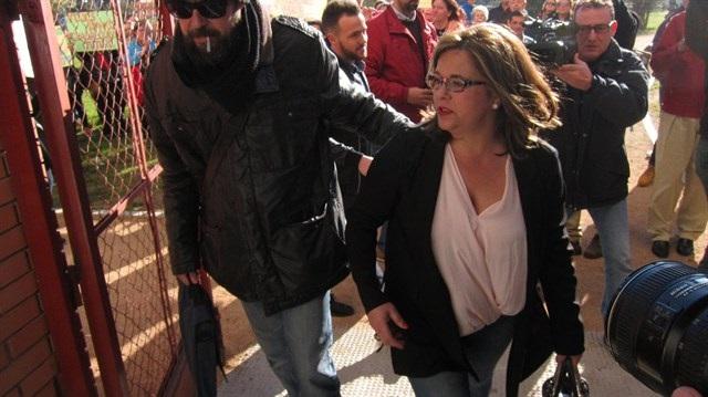 """La cúpula de la Fundación Guadalquivir, procesada por presuntas """"mordidas""""."""