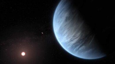 """La Tierra no es única: detectan agua, por primera vez, en un planeta """"habitable"""""""