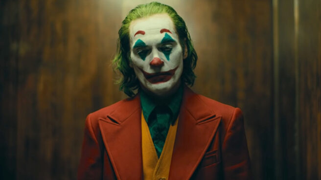 La película Joker.
