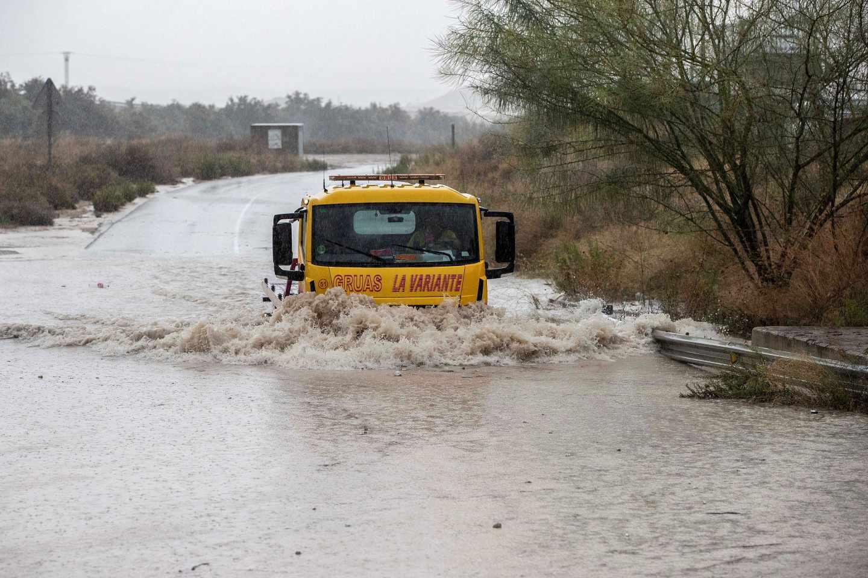 1. Vivimos el segundo abril más lluvioso del siglo