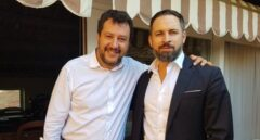 """Le Pen y Salvini felicitan a Vox por su ascenso en el 10-N: """"Solo queremos vivir pacificamente en nuestro hogar"""""""