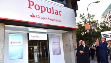 Del Valle acusa a las autoridades europeas de provocar la caída de Popular