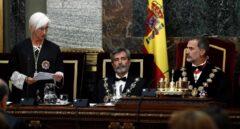"""La fiscal general, sobre el 'procés': """"Todos tenemos la obligación de acatar la sentencia"""""""