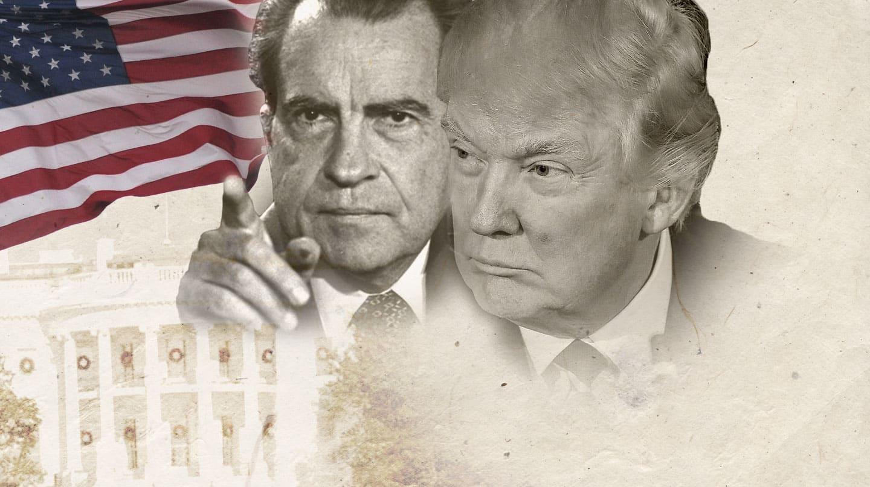 Nixon y Trump
