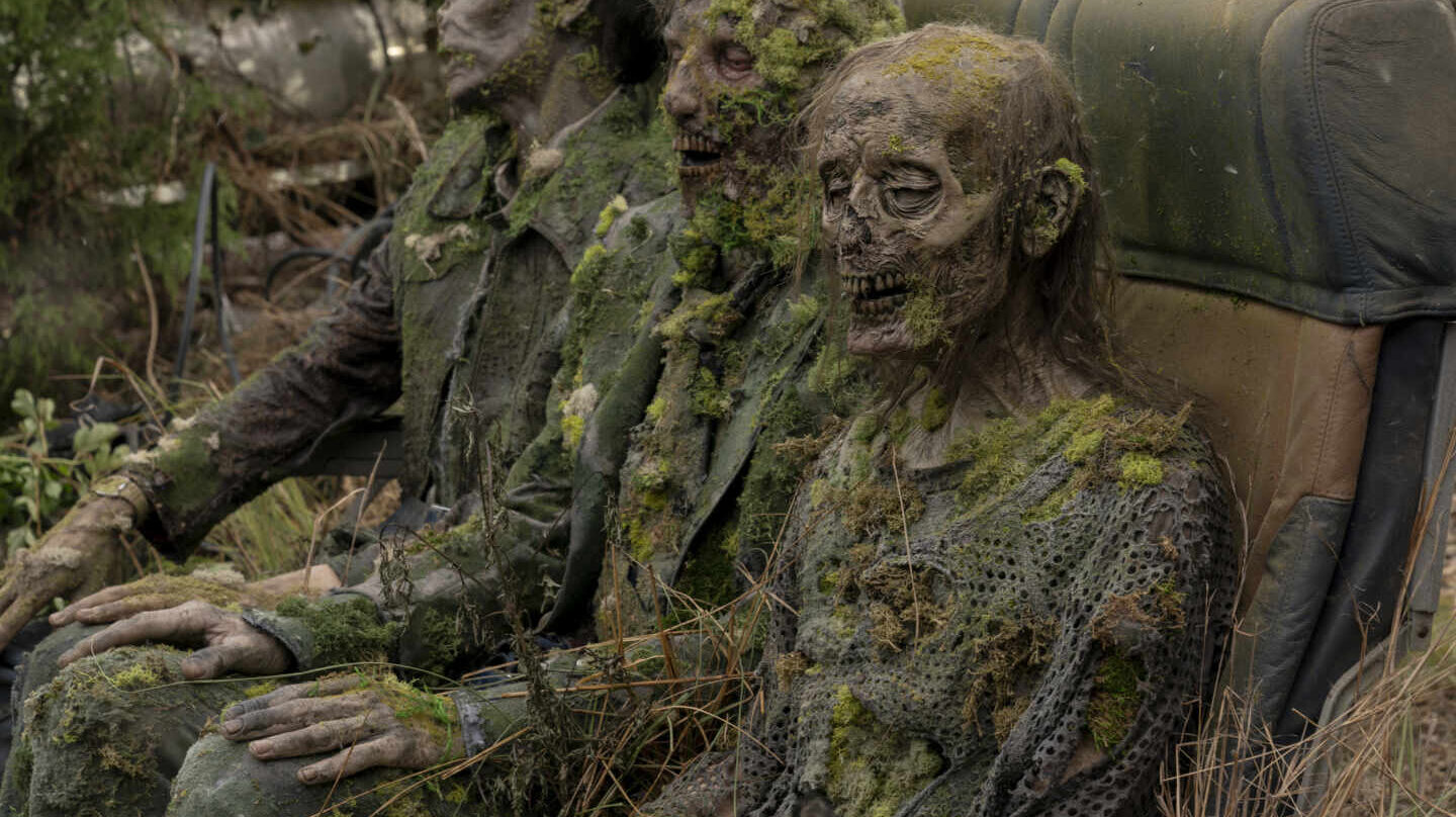 Fotograma de 'The walking dead'