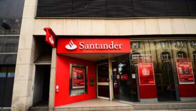 La Fiscalía no ve posible imputar al Banco Santander por blanqueo