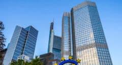 Sede del BCE, en Fráncfort (Alemania).