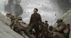 '1917': inmersión total en los horrores de la I Guerra Mundial