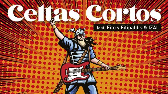 Carátula Celtas Cortos con Fito y Fitipaldis
